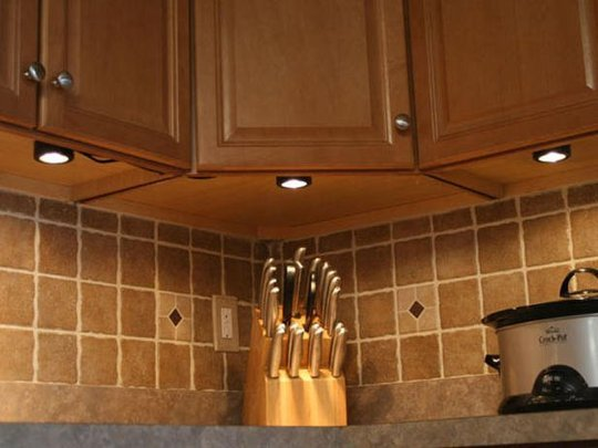 4 Types Of Under Cabinet Led Lighting